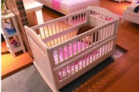 Wholesale The United States RH original American country Vintage baby bed bedroom full of French oak wood bed European children s bed