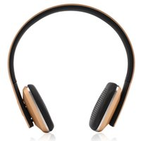 best noise canceling bluetooth headsets - New Best Gold Wireless Bluetooth Version Sports Mp3 Music Headphones Hands Free Mic Call Headset Noise Canceling Earphones