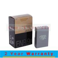 Wholesale 1pc EN EL9 EN EL9a Camera Battery pc Charge for Nikon D60 D40 D40X D5000 D3000 EN EL9 EL9 Batteries bateria celular