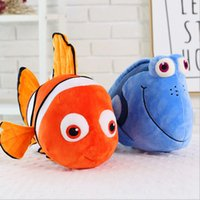 disney plush - 2016 Finding nemo lovely clown fish nemo nim forgetful dory quot where dolly quot plush toys Disney finding nemo cm