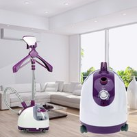 Wholesale 2016 New Professional Garment Steamer Electronic Mechanical Adjustment Steam Ironing Machine Household Hang Electric Iron