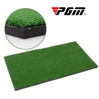 backyard golf practice - PGM Brand Indoor Backyard Golf Mat Training Hitting Pad Practice Rubber Tee Holder Grass Mat Grassroots Green cm x cm