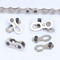 Wholesale New Bicycle Chain Quick Release Master Link Speed MTB Speed Changing Bike Missing Link Magic Button MN0198