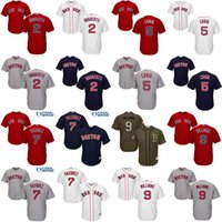 allen craig jersey - Youth Xander Bogaerts Allen Craig Christian Vazquez Ted Williams Boston Red Sox kids Baseball Jersey stitched
