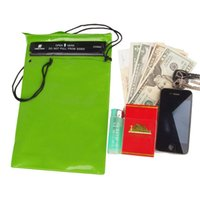 Wholesale 3Pcs Waterproof Storage Bags Pouches Cellphone Cash Stuff Storage Bag for Outdoor Swimming Hiking Camping Jungle Wood Walking