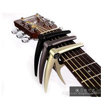 Wholesale Alloy Musedo MC Guitar Capo Clips Multifunction Acoustic Guitar Bottom Bracket Capos Folk Guitar Capos Cheap