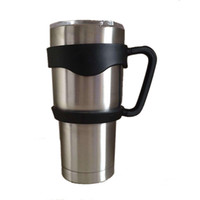 Wholesale Outdoor Travel Portable Double Wall Car Cups Handle for Oz Rambler Tumbler New Arrival