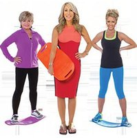 bench exercise - Simply Fit Board The Workout With a Twist Core Workout Board Simply Fit by Lori Greiner Exercise Healthy Perfect Gift New