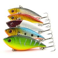 Wholesale 5pcs CM G Lifelike Fishing VIB Lure Fishing Wobbler Crankbait Colors Available Artificial Japan Hard Bait Swimbait