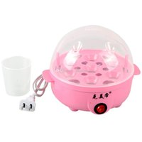 Wholesale Multi function Electric Egg Cooker Steamer CookingTools Kitchen Utensil E00312 OST