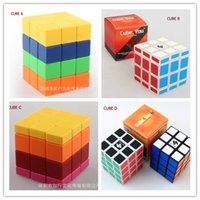 Wholesale Speed Demon Cube Store Cube4you In x3x4 cube toys magic Cube Puzzle Style DHL fresship