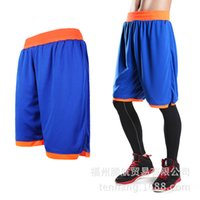 Wholesale New Arrival Breathable Men Basketball shorts training large size XL College basketball Jersey Shorts Men bermuda