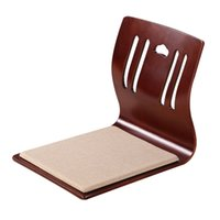 Panel living room furniture - Japanese Tatami Chair Restaurant Floor Furniture Tatami Kotatsu Chair Zaisu Colors Japanese Style Floor Legless Tatami Chair