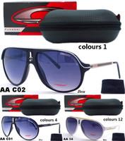 best hiking sunglasses - 2016 Best Carrer Designer Sport Brand Tom Men Women ver dita miu Sunglasses Outdoor Hiking Ford mi masculino crocodile Goggles Versacey