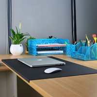 Wholesale The mouse pad large desk desk pad business table computer no smell