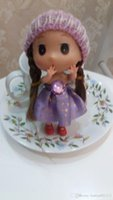 art boutique - 2016 Cartoon Cute little Girl doll boutique Technology Arts and Crafts As a small pendant small ornaments