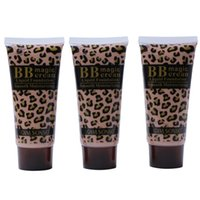 Wholesale Women Hot Leopard BB Magic Cream Creme Smooth Moisturizing Makeup Liquid Foundation Creme Clareador
