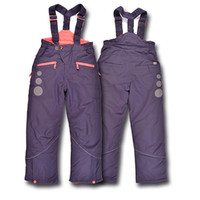 baby ski pants - size children s ski overall cotton padded warmly girls snow pants Germany brand kids skiing clothes baby winter outerwear