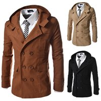 Wholesale Fall New fashion large cap design men s casual jacket K20