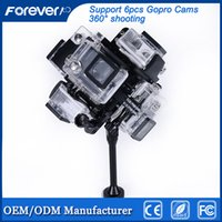 action cases - 2016 New Product camera case action Camera Diving Bracket Degree Dive Bracket for action camera use