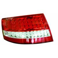 al por mayor luz derecha audi-Nuevas luces de cola universal para el montaje de luces traseras del coche Iluminación Izquierda Derecha para iluminación de diseño de Audi A6L