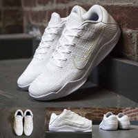 basketball brazil - With shoes Box High Quality Bryant Kobe XI BRAZIL Olympics White Gold Cobalt XI Men Basketball shoes Kids Shoes