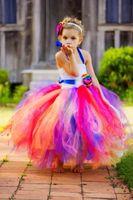 beach wedding dress patterns - Wedding flower girl Full length flower girl dresses Girls dresses wedding Latest dress patterns Girl dresses pink Baby tutu
