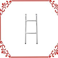 Wholesale 37 quot Height Step Outdoor Safety Trampoline Ladder Stainless Heavy Duty w Hook