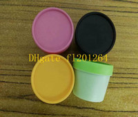 acid suppliers - 100pcs Fast shipping g cylinder mask PP jar facial mask cream jars refillable bottle container supplier