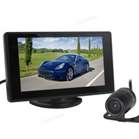 Wholesale Waterproof Inch Color TFT LCD Car Monitors x Resolution Car Rear View Camera Parking Camera CMO_349