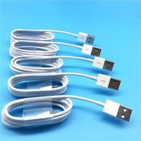 Wholesale High Quality M FT Charging Line For Smart Cell Phone i5 i6 i6s Micro USB Charging Cable Sync Data Cable Charging Charger Adapter Wire Cord