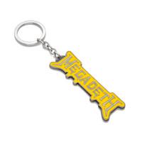 band megadeth - Megadeth Keychain Thrash Metal Music Band Keyrings Holder For Gift Chaveiro Car Key Chain Men Souvenirs