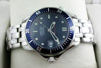 007 - Luxury Mens Professional m James Bond Blue Dial Sapphire Automatic Watch Men s Watches