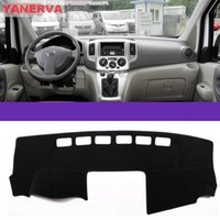 Wholesale Interior Dashboard Cover Light Avoid Pad Photophobism Mat Sticker Fit For Nissan NV200 Car Accessories