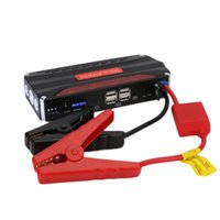 Wholesale High Power mAh Car Emergency Jump Starter Battery Power Bank Charger degree Operating temperature Hot Sales