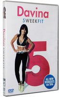 Wholesale Fitness Davina week fit workout DVD dics Region Branded New