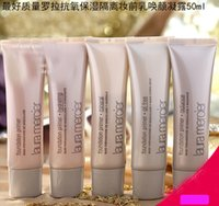 Wholesale DHL Laura Mercier Foundation Primer Hydrating Mineral Oil Free Base ml Face Makeup Natural Long Lasting Beauty Cosmetics Make Up Brand