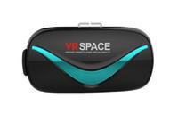 VR lunettes de réalité virtuelle Build-in bluetooth control 3d GLASSES game headset pour PC / MOVIE / GAME pour 4,7 ~ 6,0