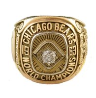 bears super bowl - 1963 American football Chicago Bear sale Super Bowl Replica Sports Men Replica championship ring Size solid Men Christmas Fan Gift