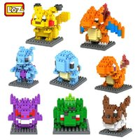 Wholesale Delotoys Loz Gift Series mini building blocks diamond blocks Toys ABS material Action Figures toys Nano Block DELO TOYS