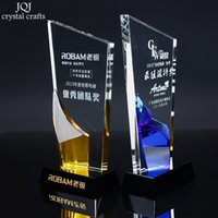 sport companies - Professional Sports Event Awards Trophy DIY Sandblasting Souvenirs Games Company Basketball Football Golf trophies and awards