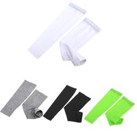 Wholesale 2Pcs Bike Cycling Sun UV Protection Arm Sleeves for Outdoor Activities