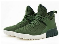 in style shoes - Hot Sales New arrival style top quality colors shoes Tubular Primeknit High boots offical mens shoes in china EURsize