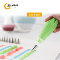 Wholesale Factory of stainless steel piping mouth DIY fancy cream cake baking tools nozzle mouth Decorating pen