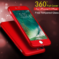 Cheap For Apple iPhone High Quality case Best Plastic Customize full cases for iphone 7