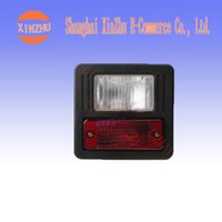 Wholesale Tail Light Lamp Assembly Loader Rear Door Light for S220 S250