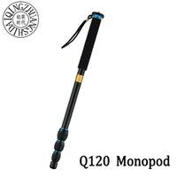 aluminum alpenstocks - Q120 Professional Monopod SLR Camera Tripod Alpenstocks Portable Support Frame