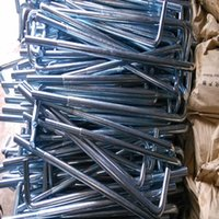 Wholesale Foudation Anchor Bolts High Quality L Type M8 M72 quot quot Stainless steel Appropriate logistics discount price