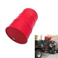 axial rc trucks - RC Rock Crawler Accessories Plastic Oil Drum Tool for Axial SCX10 TAMIYA CC01 RC4WD D90 D110 TF2 RC Truck Car Decor Parts