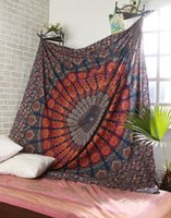 Wholesale Mandala Tapestry Indian Wall Hanging Boho Home Decor tapestry
